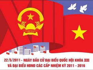 Áp phíc bầu cử 2011