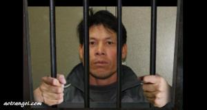 Đoàn Văn Vươn trong lao tù