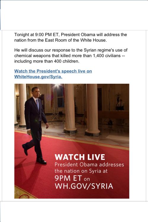 Tổng thống Barack Obama sẽ phát biểu...
