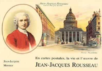 Jean Jacques Rousseau trên đồng france