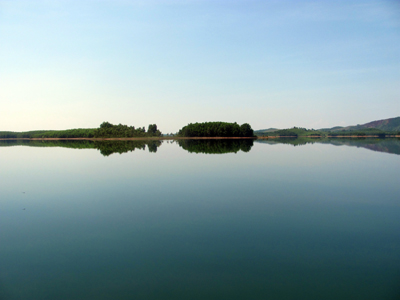 Hồ An Mã, nơi đầu nguồn Kiến Giang, Lệ Thủy