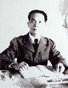Đại tướng Võ Nguyên Giáp 1950s